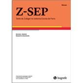 Z-SEP (KIT SEM PRANCHAS) - Teste de Zulliger no sistema Escola de Paris