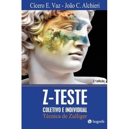 Z-Teste - Folhas de Aplicação Coletiva (25 folhas)