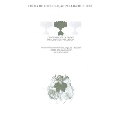 Zulliger e Z-Teste - Bloco de localização