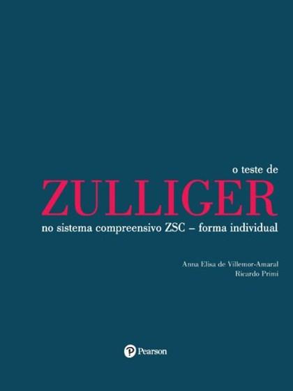 Zulliger no Sistema Compreensivo - ZSC - Forma Individual - Protocolo